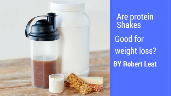 Are Protein Shakes Good For Weight Loss?