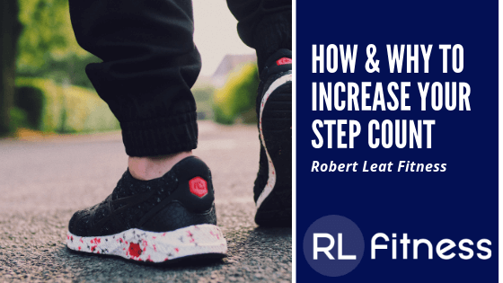 How To Increase Your Step Count
